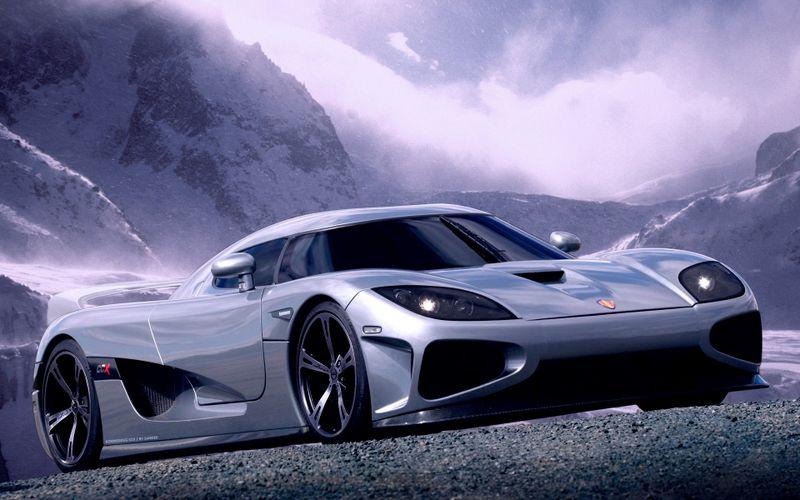 超级跑车高清壁纸