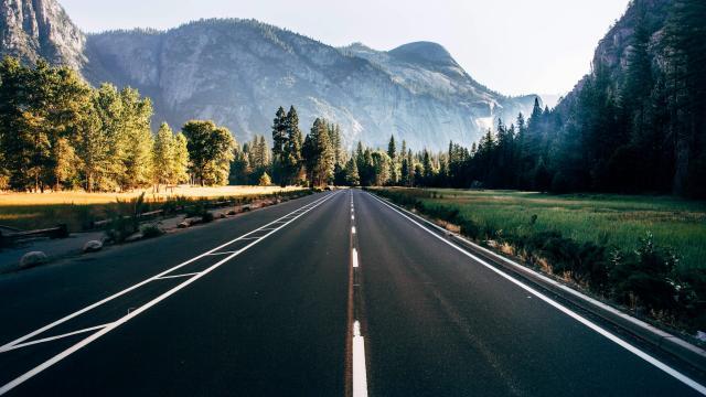 那些旅途上的绝美道路摄影
