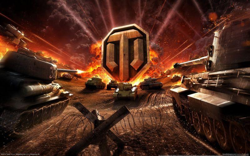 坦克世界高清壁纸图片