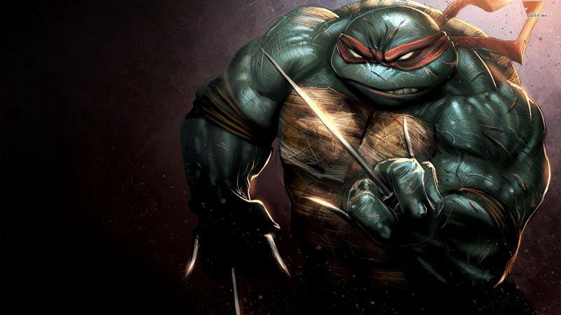 忍者神龟高清桌面壁纸