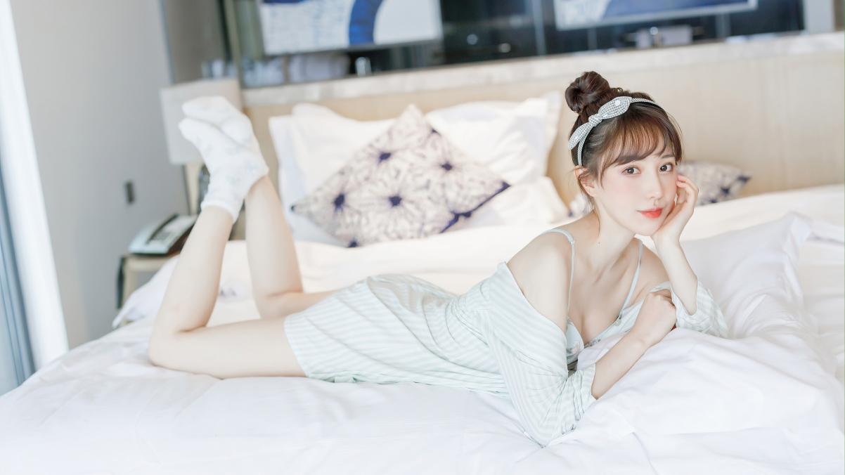 好看小清新美女刘奕宁4k壁纸3840×2160