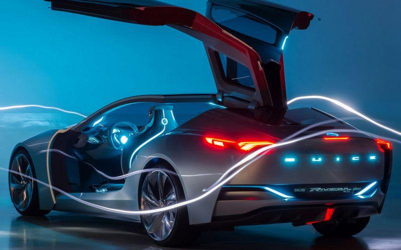 别克Riviera未来概念车高清壁纸下载