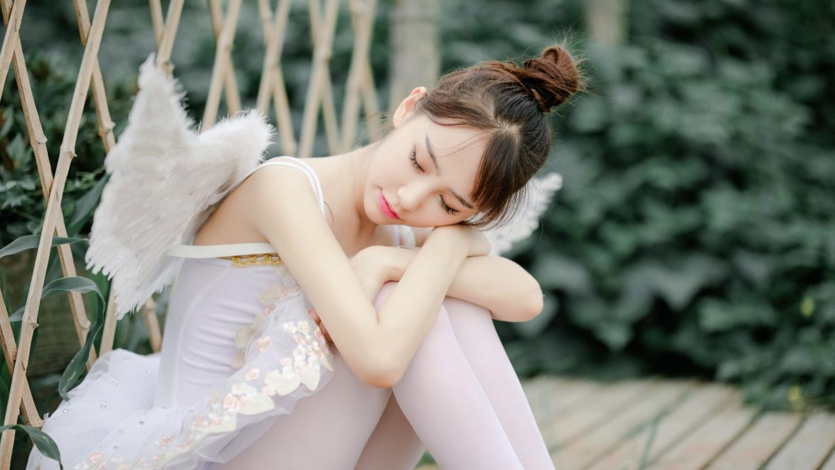 小天使4k美女壁纸3840×2160