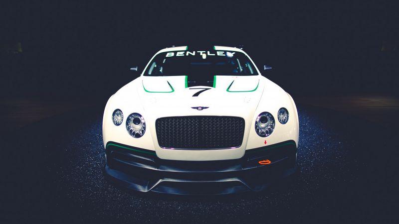 GT3概念赛车壁纸