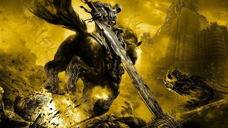 魔兽死亡骑士高清壁纸