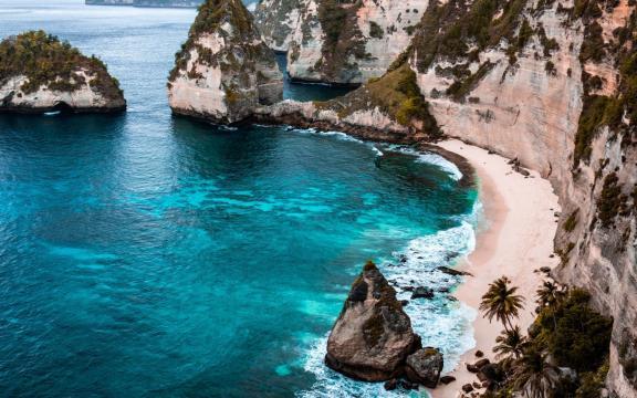 秀丽迷人的巴厘岛异国万种风情