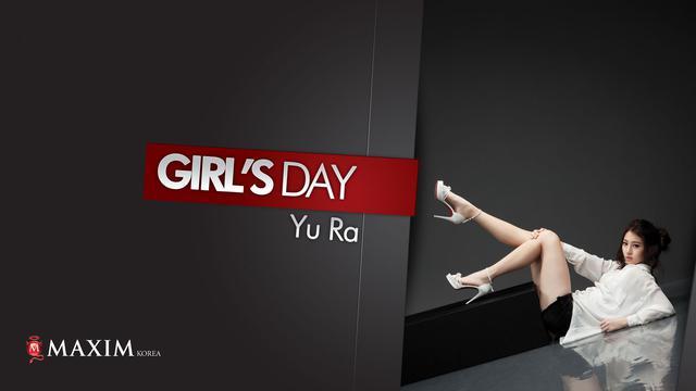 girls day性感写真