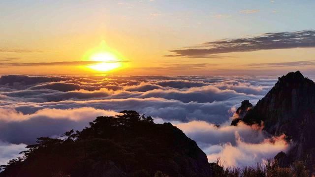 2020十一国内旅游景点安徽黄山
